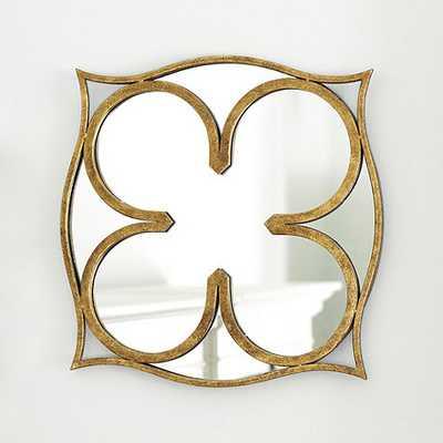Maya Quatrefoil Mirror - Ballard Designs