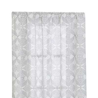 "Lila 48""x96"" Curtain Panel - Crate and Barrel"