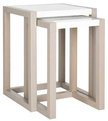 EGAN LACQUER STACKING TABLE - Arlo Home