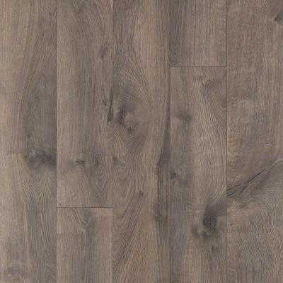 XP Southern Grey Oak Laminate Flooring - Home Depot