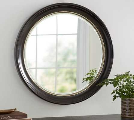 Brussels Round Mirror - Pottery Barn