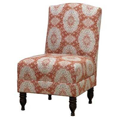Mallory Upholstered Chair - Prints - Target