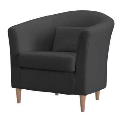 TULLSTA Chair - Ransta dark gray - Ikea