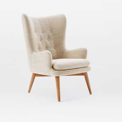 Niels Wing Chair - West Elm