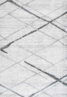 Granite SM04 Broken Lattice Rug - Rugs USA
