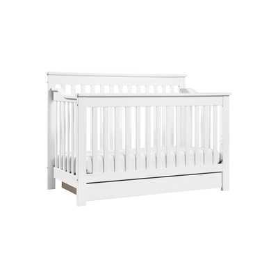 Piedmont 4 in 1 Convertible Crib - Wayfair