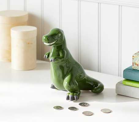 Dino Bank - Pottery Barn Kids