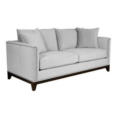 La Brea Studded Apartment Size Sofa CHOICE OF FABRICS - Apt2B