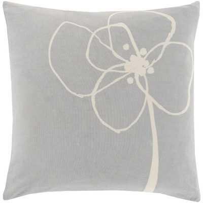 "Cotton Throw Pillow - 18"" - with insert - Wayfair"