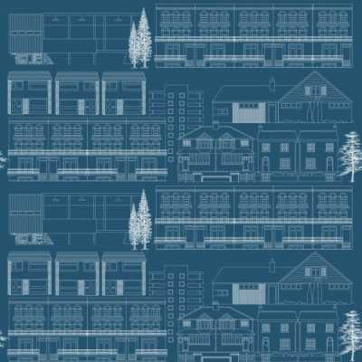 Do You Live in a Town - wallpaperdirect.com