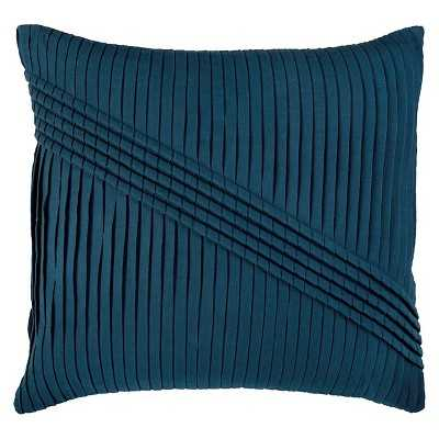 Rizzy Home Pleated Decorative Throw Pillow - Target