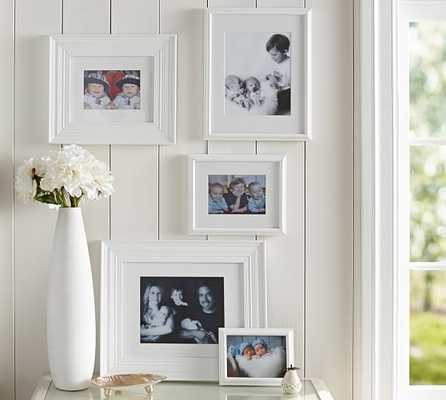 GALLERY IN A BOX- ELIZA FRAMES set of 5 - Pottery Barn