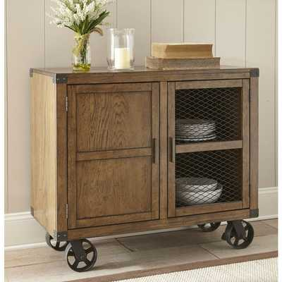 Greyson Living Helena Server with Casters - Overstock