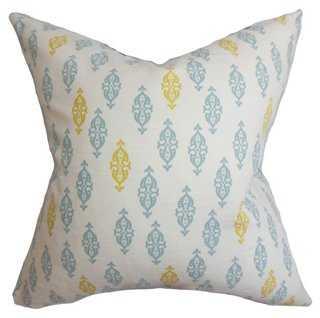 Boteh 18x18 Pillow - One Kings Lane