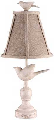 Fly Away Bird Accent Lamp - Lamps Plus