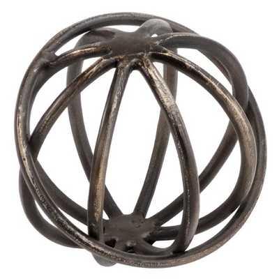 "Giro Sphere Figurine - 5""H - AllModern"