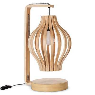 """Thresholdâ""""¢ Bentwood Table Lamp Hanging Pendant - Target"""