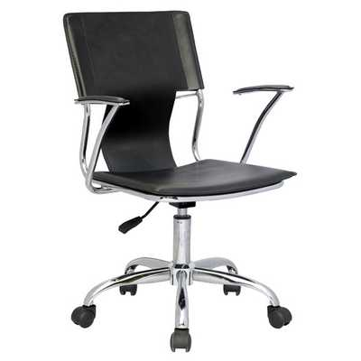 Mid Back Office Chair with Swivel - AllModern