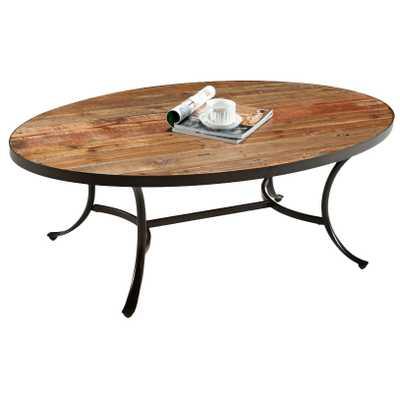 Oval Coffee Table - Wayfair