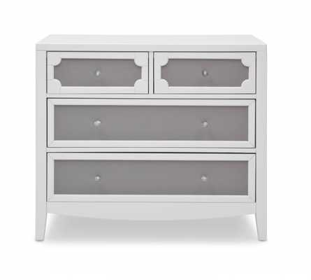 Simmons Hollywood Collection 4 Drawer Chest - bambibaby.com
