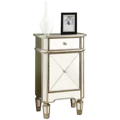 Mirrored Cabinet - Wayfair