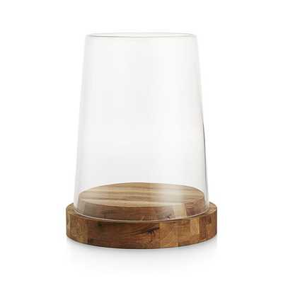 Ellery Hurricane Candle Holder - Crate and Barrel