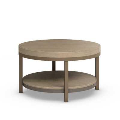 Circuit Coffee Table - Wayfair