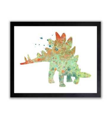 Dinosaur Wall Art-Framed - Etsy