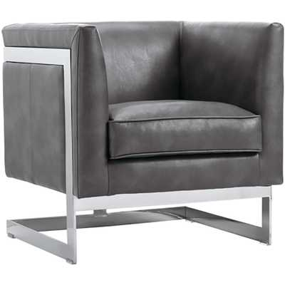 Soho Armchair Grey - High Fashion Home