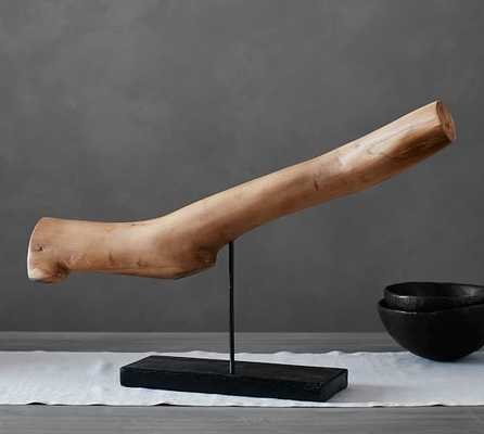 Teak Root Sculpture - Pottery Barn