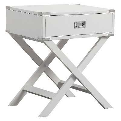 Borden Campaign Accent Table - Target