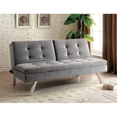 Jamise Convertible Futon Sofa - AllModern