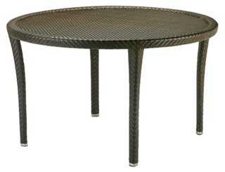 Bonneville  Round Dining Table - One Kings Lane