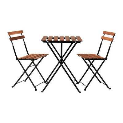 TÄRNÖ Table+2 chairs - Ikea