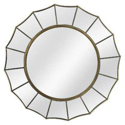 "Thresholdâ""¢ Starburst Mirror - Target"
