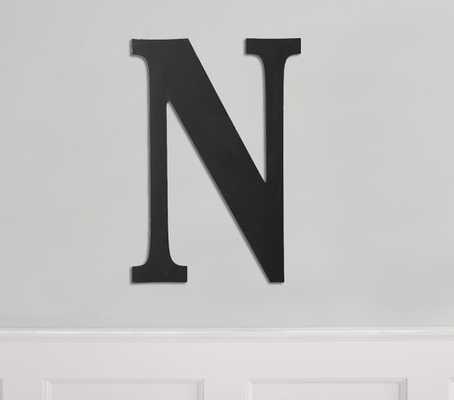 """Harper Chalkboard Letters '""""E"""" - Pottery Barn Kids"""