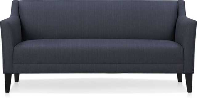 Margot Sofa - Midnight - Crate and Barrel