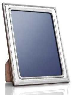 Sterling-Silver Hammered Frame - One Kings Lane