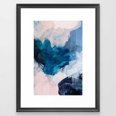 Palette No. Twenty Five- 20x26- Framed - Society6