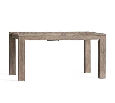 INDIO EXTENDING DINING TABLE - Pottery Barn