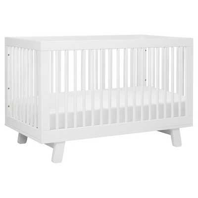 Babyletto Hudson 3-in-1 Convertible Crib with Toddler Rail - Target