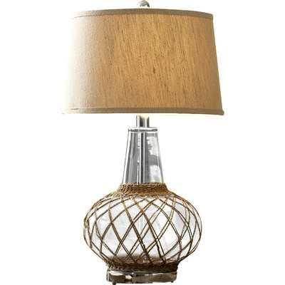Ryan Glass Table Lamp - Wayfair