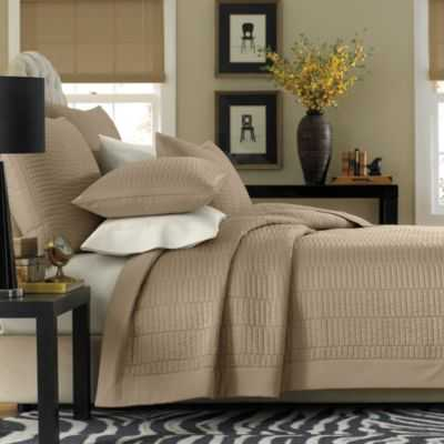 Real Simple® Dune Coverlet - Bed Bath & Beyond