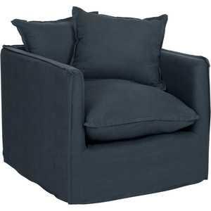 Joey Arm Chair - Domino