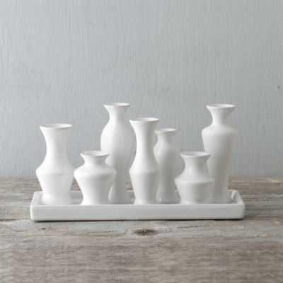 Cluster Bud Vase Tray - shopterrain.com