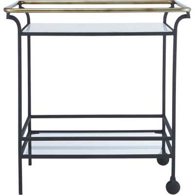 cavalier bar cart - CB2