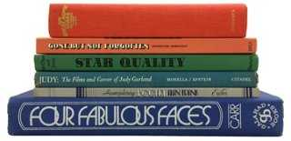 The Great Movie Star Collection, S/6 - One Kings Lane