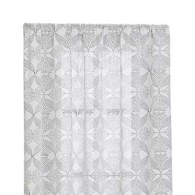 "Lila 48""x84"" Curtain Panel - 48""x84"" - Crate and Barrel"
