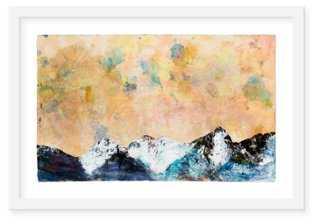 """Caroline Wright, Summer Light - 40"""" x 26"""" - framed - One Kings Lane"""