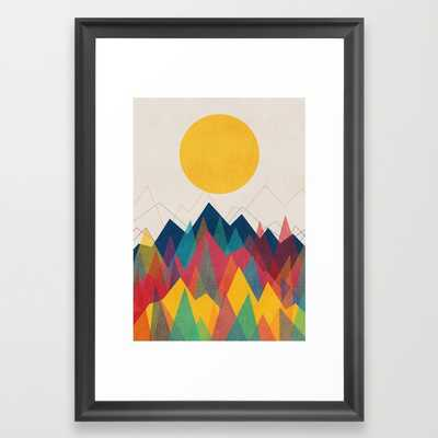 Uphill Battle - Society6